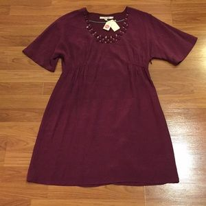 NWT Purple Boden Dress